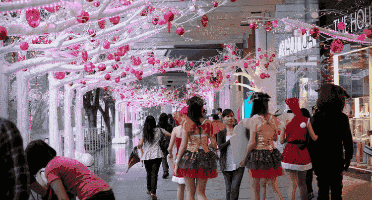 Retail Therapy - Orchard Road