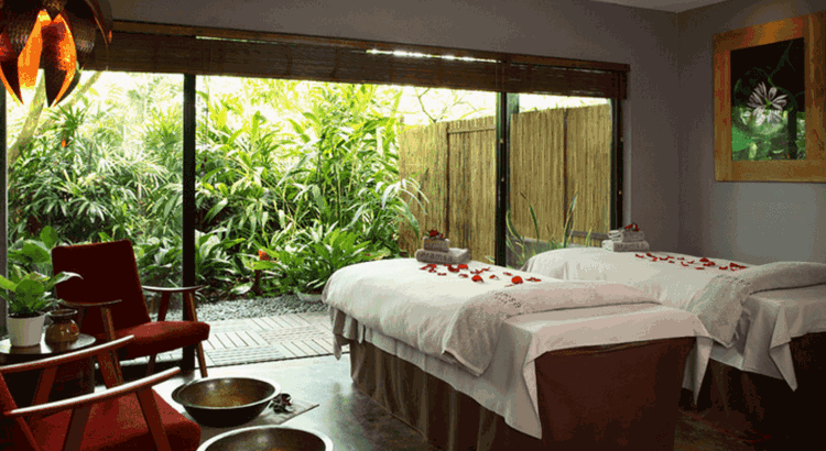 Spa RAEL at Goodwood Park Hotel