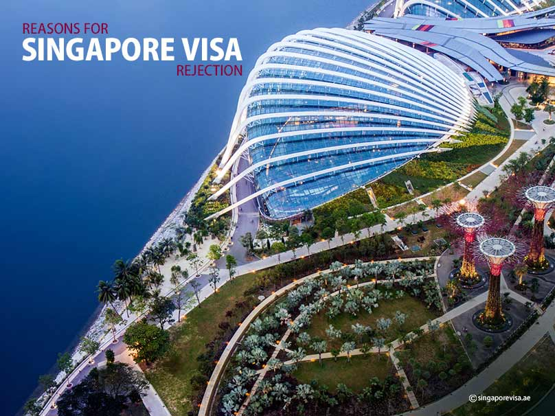 Singapore-Visa-Rejection