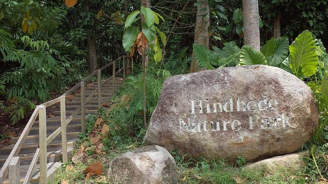 Hindhede Nature Park