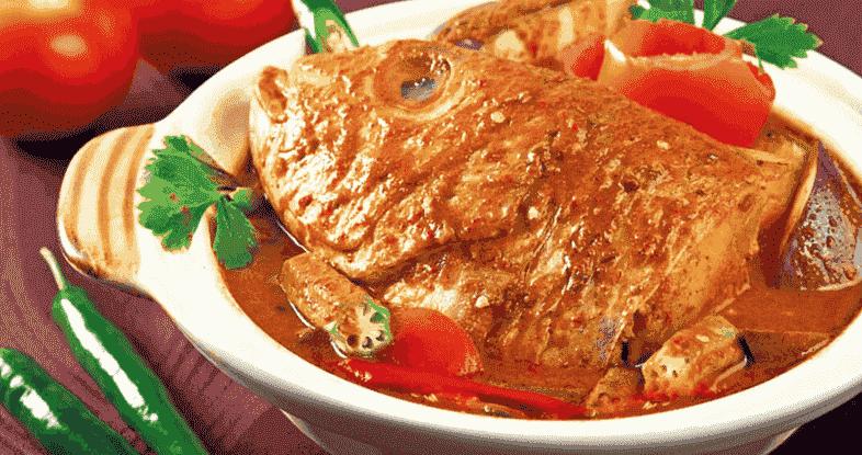 Fish Head Curry, Singapore