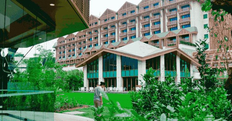 Equarius Hotel, Resorts World Sentosa