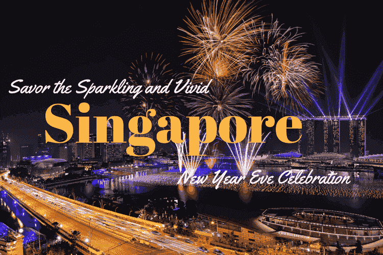 Singapore New Year Eve Celebration