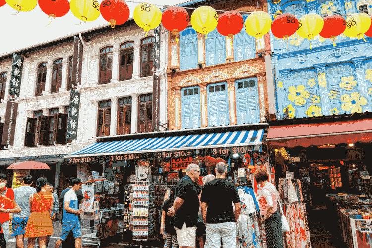 Chinatown Street Market