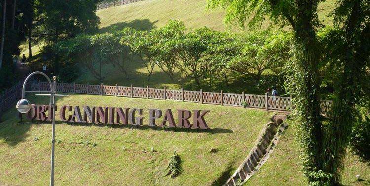 Fort Canning Reservoir