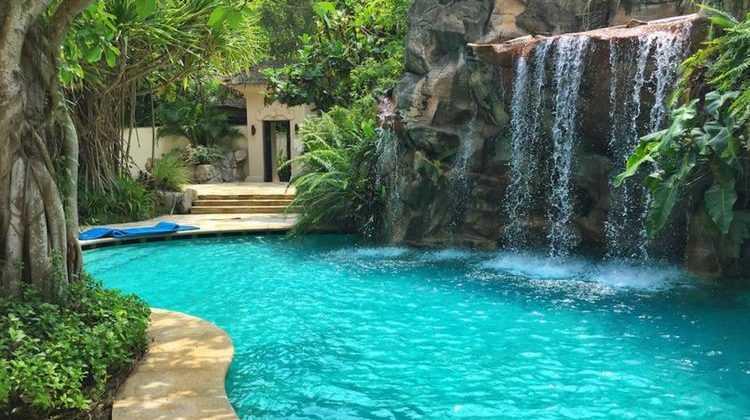 So Spa by Sofitel - Waterfall