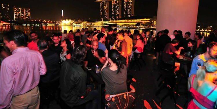 Kinki Rooftop Bar