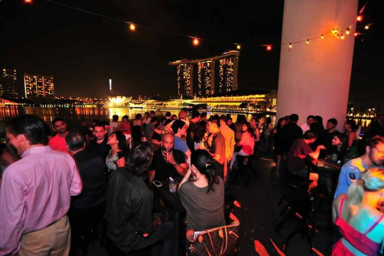 Kinki Rooftop Bar