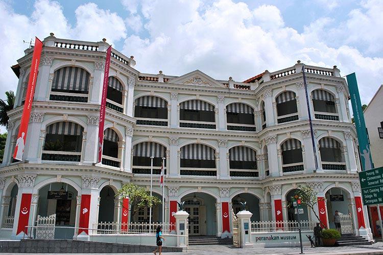 Peranakan Museum Top 5 Must Visit Singapore Museums