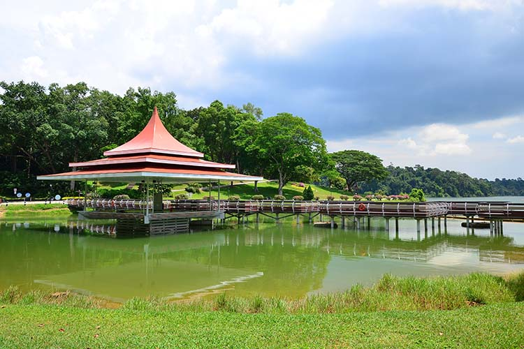 Reservoir Park Singapore Holiday Diaries: Things to do in North Singapore
