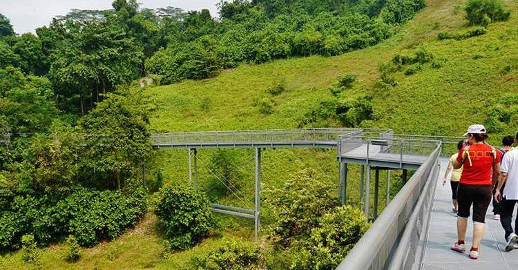 The Southern Ridge, Singapore